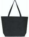 Liberty Bags LB8507 Washed Black