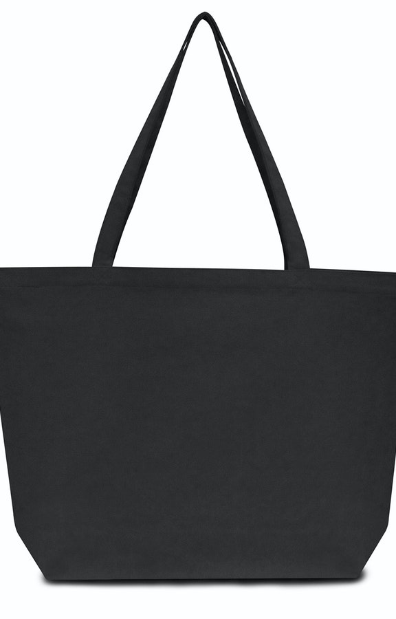 Liberty Bags LB8507 Washed Black