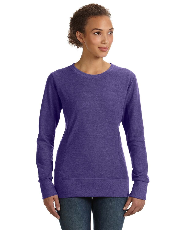Anvil 72000L Heather Purple