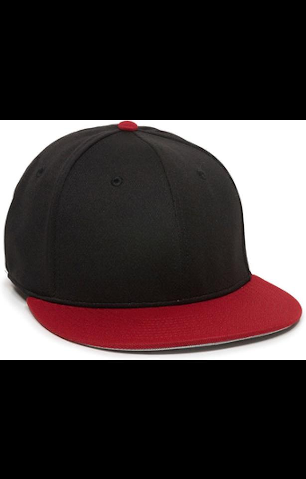 Outdoor Cap TGS1930X Black / Red