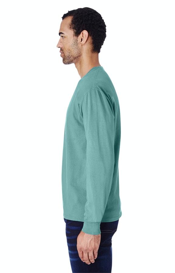228e5029 ComfortWash by Hanes GDH250 Unisex 5.5 oz., 100% Ringspun Cotton ...
