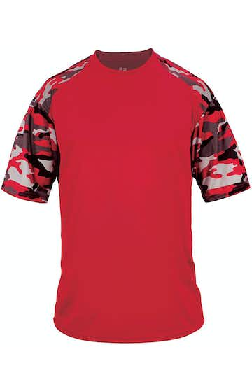 Badger 4141 Red / Red Camo