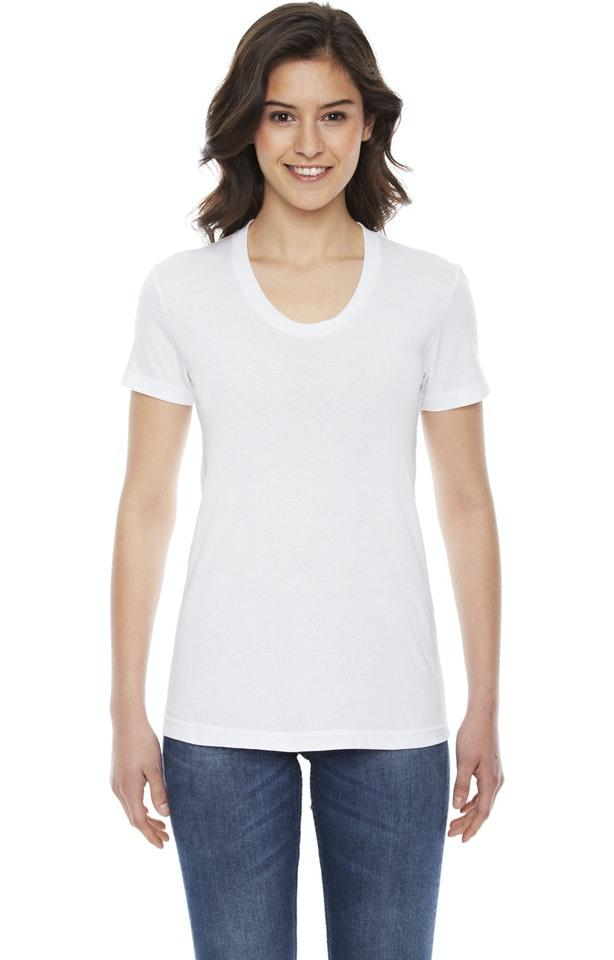American Apparel BB301W White