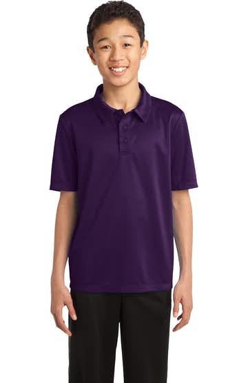 Port Authority Y540 Bright Purple