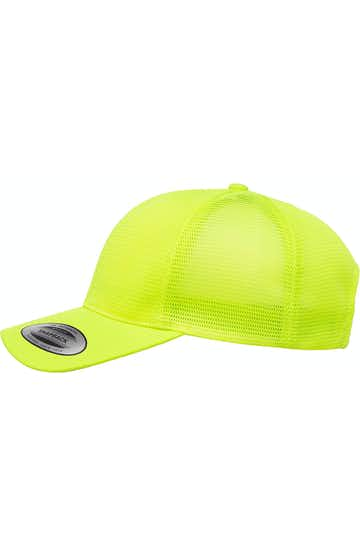 Yupoong 6360J1 NEON YELLOW
