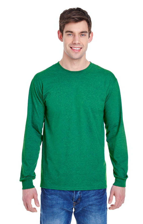 Fruit of the Loom 4930 Retro Heather Green