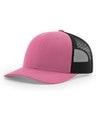 Richardson 115J1 Hot Pink/ Black