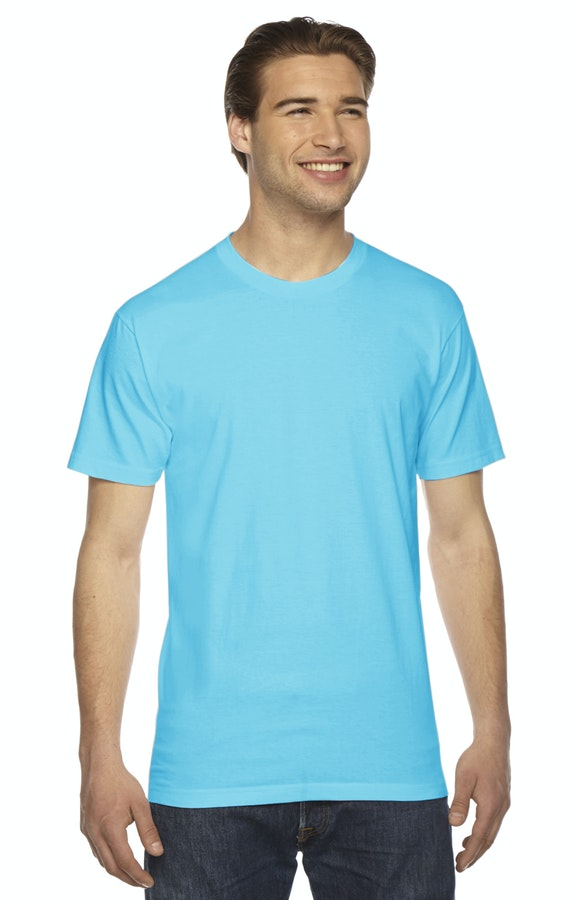 American Apparel 2001W Turquoise