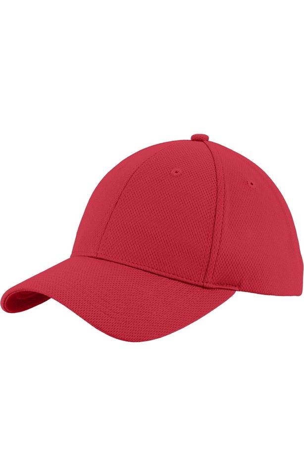 Sport-Tek YSTC26 True Red