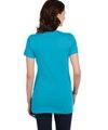 Bella + Canvas B6035 Turquoise