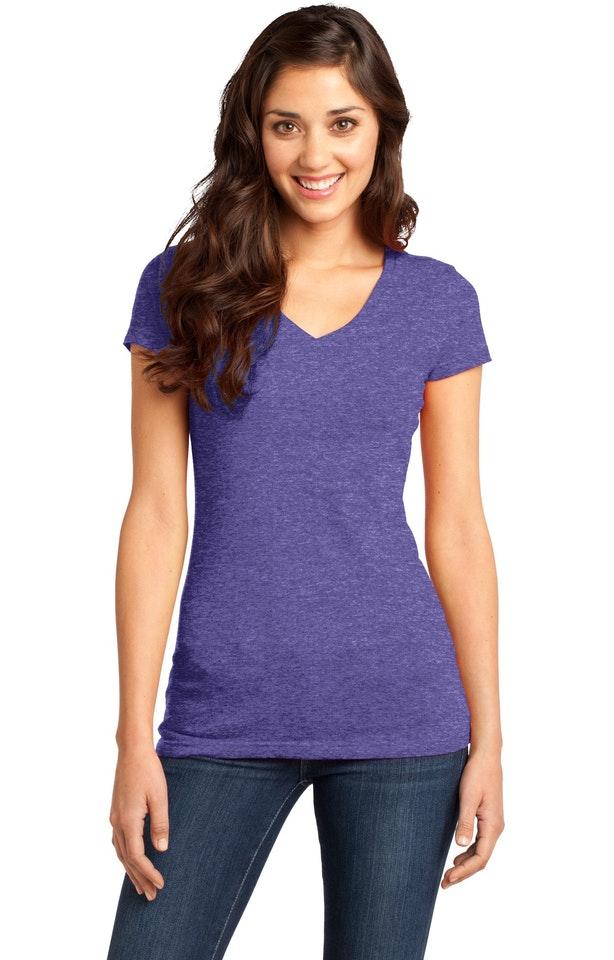 District DT6501 Heather Purple