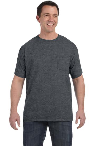 Hanes H5590 Charcoal Heather
