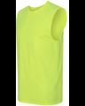 Jerzees 29SR Safety Green
