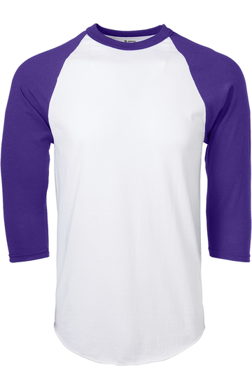 Soffe M209 White/Purple