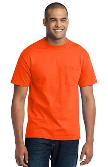 Port & Company PC55P Safety Orange