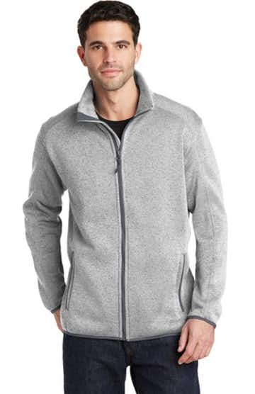 Port Authority F232 Gray Heather
