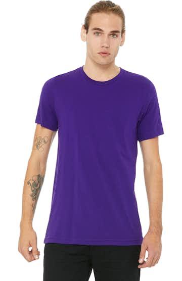 Bella + Canvas 3001C Team Purple
