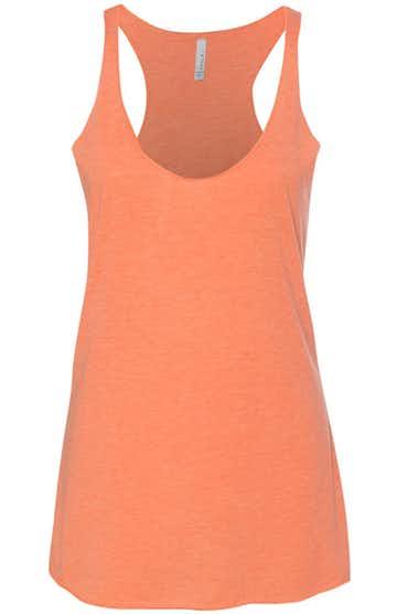 Bella + Canvas 8430 Orange Triblend