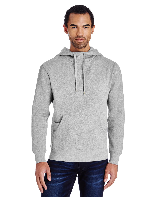 J America JA8915 Adult Vintage Zen Fleece Pullover Hood