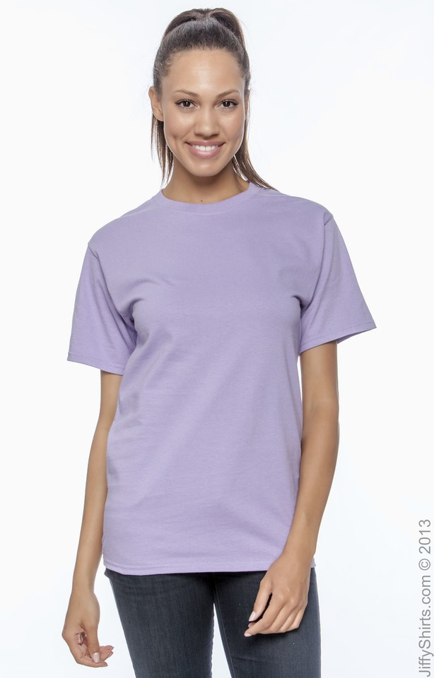 Hanes 5250T Lavender