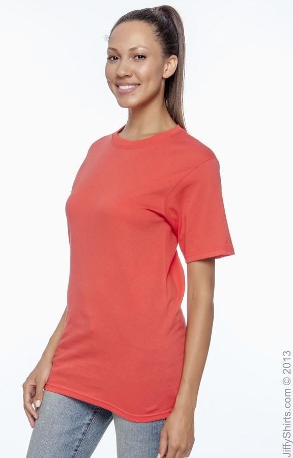 c34f0fa4fcb4 Anvil 779 Adult Cotton Classic T-Shirt With Tear-Away Label -  JiffyShirts.com