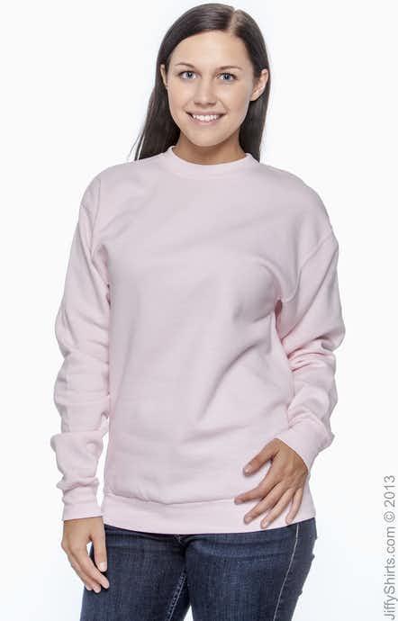 Hanes P1607 Pale Pink