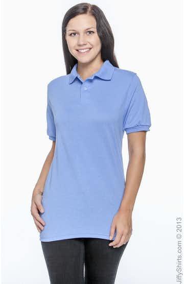 Hanes 054 Carolina Blue
