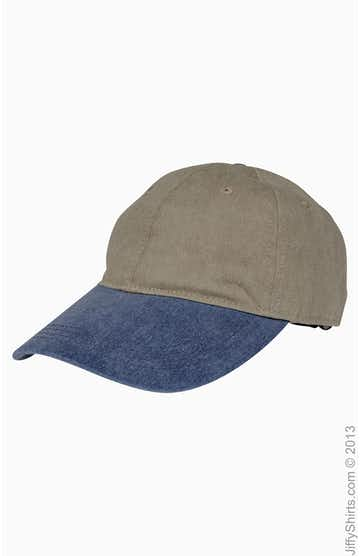Authentic Pigment 1910 Khaki/Navy