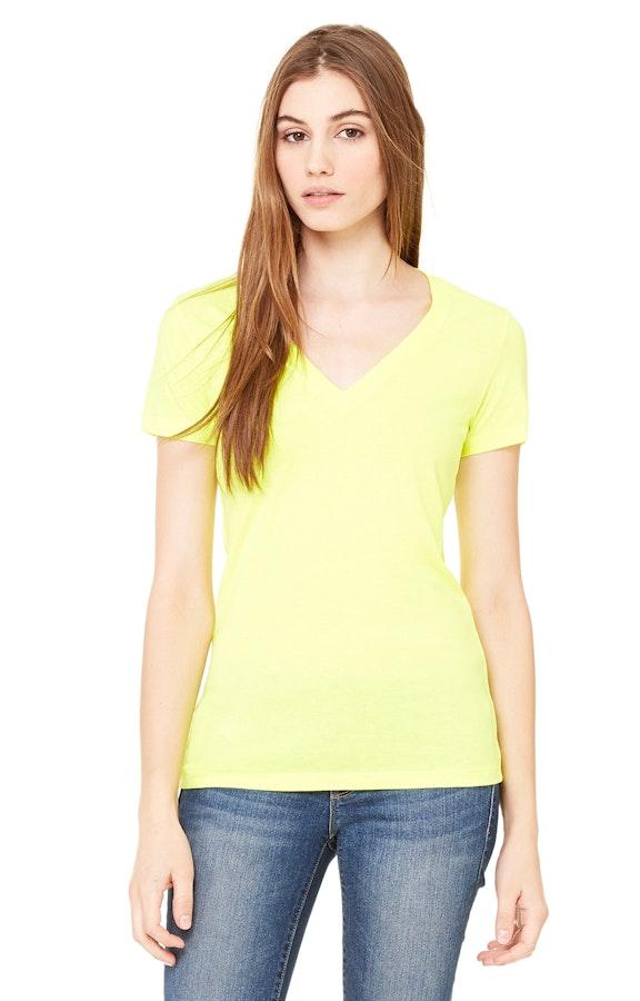 Bella+Canvas B6035 Neon Yellow