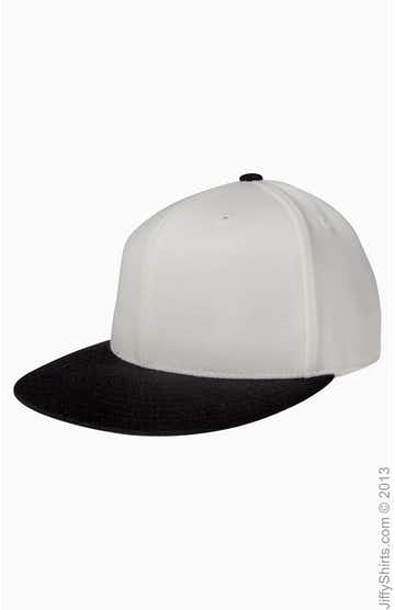 Flexfit 6210T White / Black