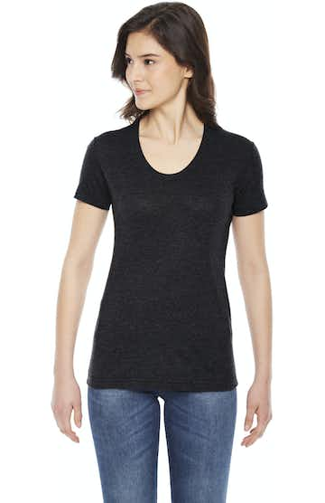 American Apparel BB301W Heather Black