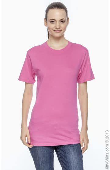Hanes 5180 Wow Pink