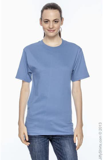 Hanes 5180 Denim Blue