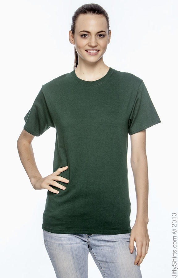 Hanes 5180 Deep Forest