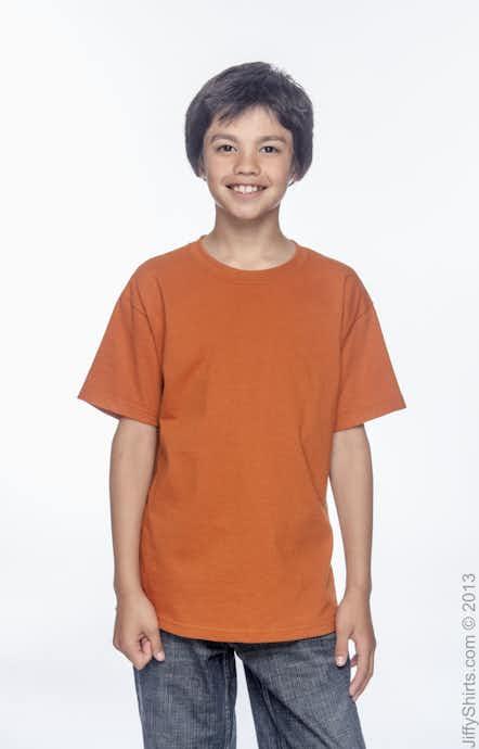 Gildan G200B Texas Orange