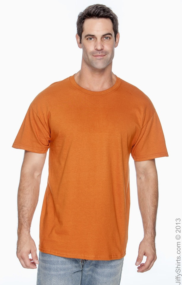 Gildan G200 Texas Orange