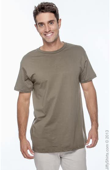 Hanes 4980 Fatigue Green