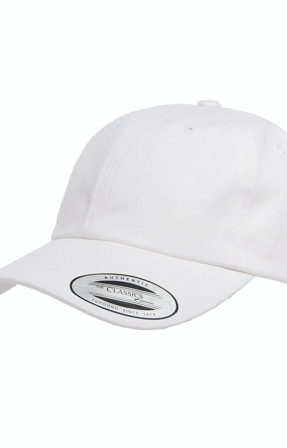 Yupoong 6245PT White