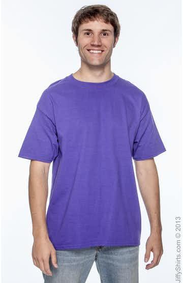 Hanes 5180 Purple
