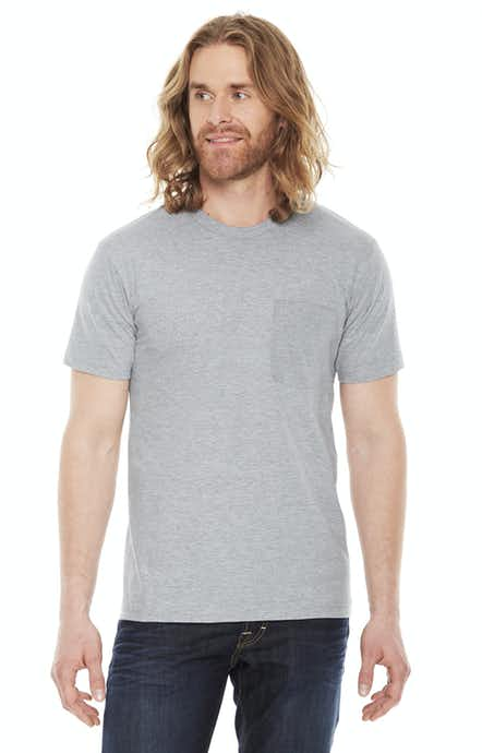 American Apparel 2406W Heather Grey