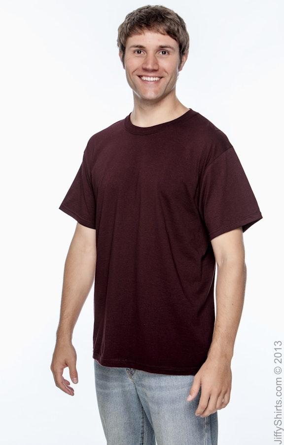 529958b3 Fruit of the Loom 3931 Adult 5 oz. HD Cotton™ T-Shirt - JiffyShirts.com
