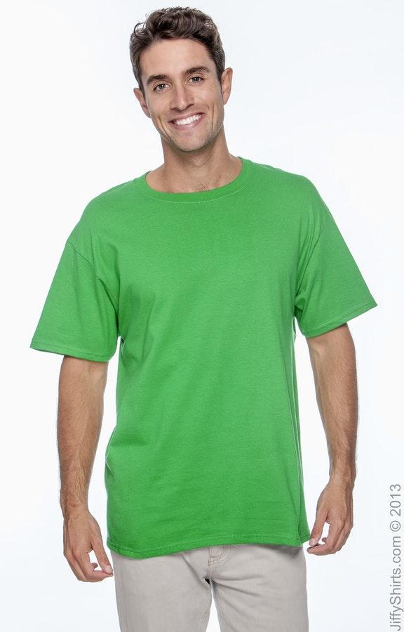 Hanes 5180 Shamrock Green