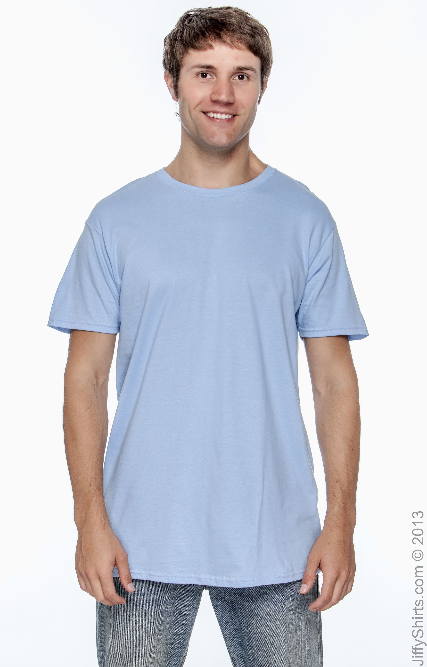Hanes 4980 Light Blue
