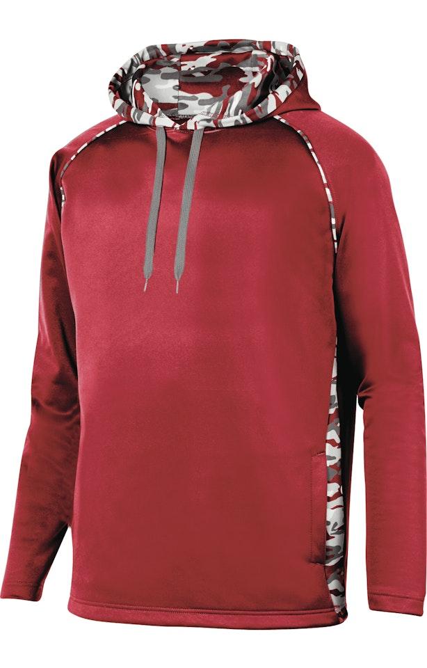 Augusta Sportswear 5538 Red/ Red Mod