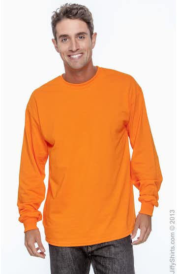 Gildan G240 High Viz Safety Orange