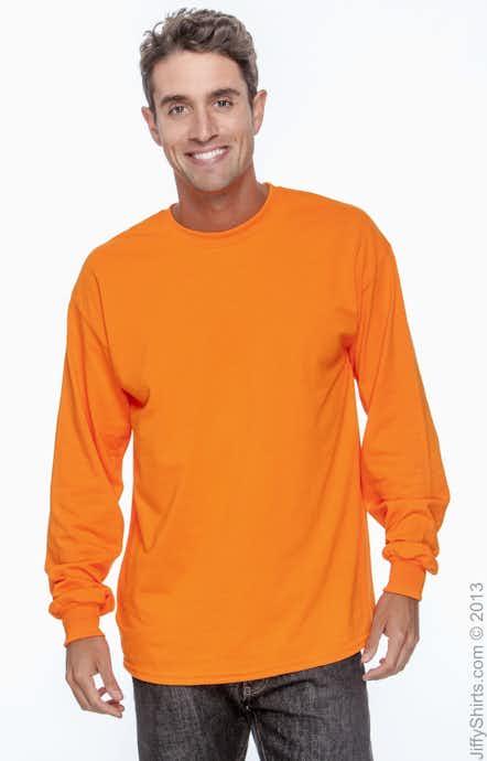 Gildan G240 High Viz Safety Orange