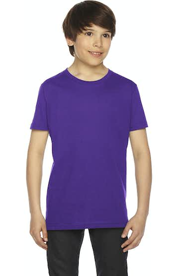 American Apparel 2201W Purple