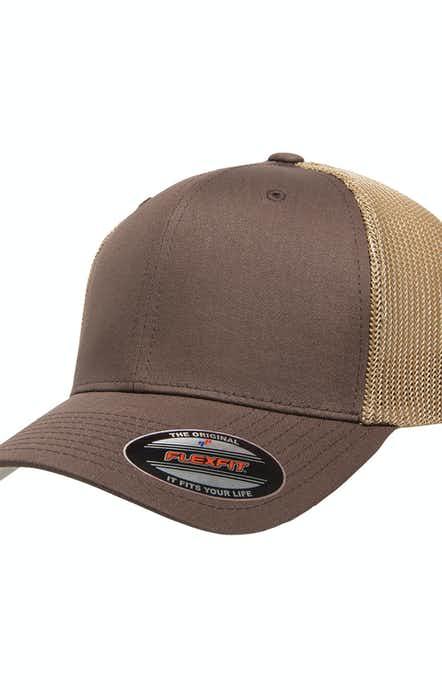 Flexfit 6511 Brown/ Khaki