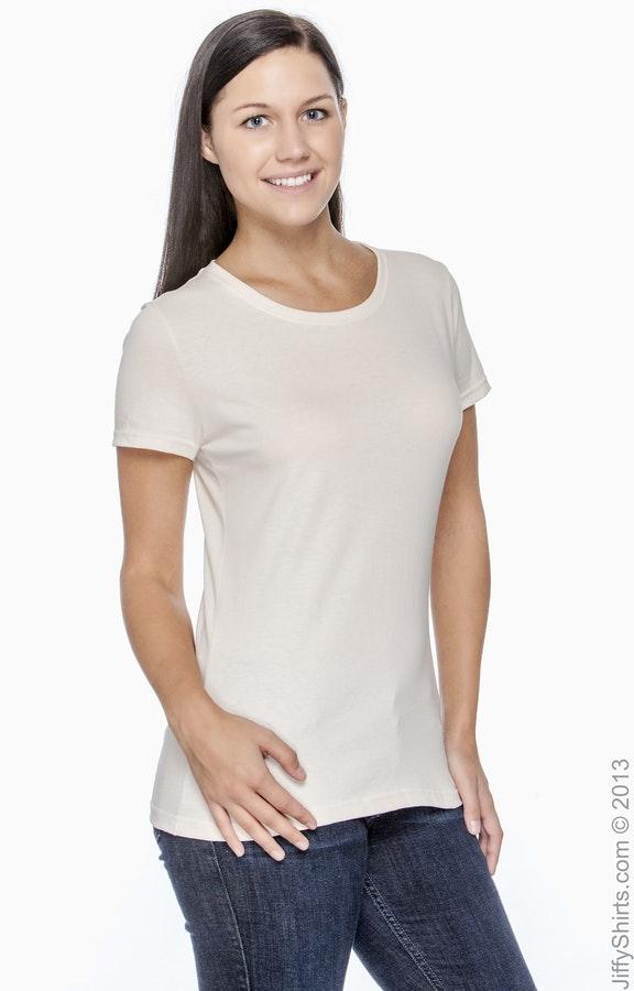 08b2764e Fruit of the Loom L3930R Ladies' 5 oz., HD Cotton™ T-Shirt ...