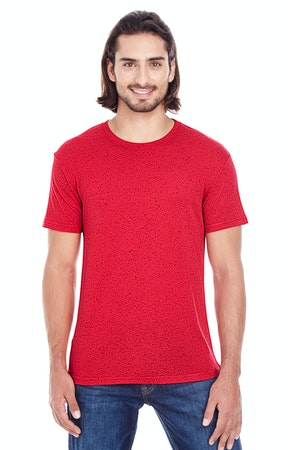 Threadfast Apparel 103A Red Fleck